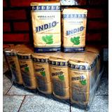 Yerba Mate Indio Secado Barbacua - 20 Kg De Paquete De 1 Kg.