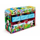 Mueble Organizador Para Juguetes X L Mickey Mouse
