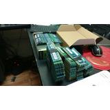 Paquete De 4 Memorias Ddr2 De 1 Giga De 4200 533mhz