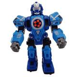 Robot Con Habilidades Radio Control Original