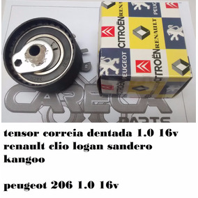 Tensor Correia Dentada Renault Clio Logan Sandero 1.0 16v
