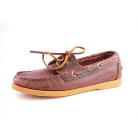 Zapatos Nauticos Mocasines Peskdores Caoba Csc00017