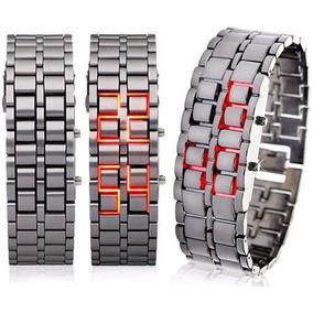 Reloj Relojes Iron Samurai Led Watch Liquidacion Excelente