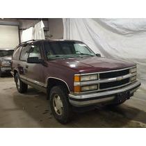 Tablero Sin Accesorios Chevrolet Tahoe 1994 1998
