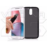 Capinha De Celular Transp E Fume - Todos Os Modelos Samsung
