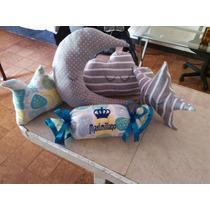 Almohadas Para Bebes Bordadas Personalizadas