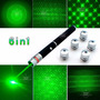 Puntero Laser Verde 50mw Punta Giratoria Green Laser Envio