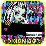Kit Imprimible Para Tu Fiesta De Monster High