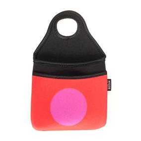 Bolsa Para Auto Carbag Pink Dot Morph