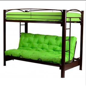 Literas con futon en mercado libre m xico - Litera con futon ...