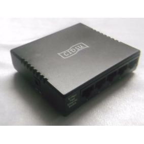 Switche 5 Puertos Internet Cidsu Equiprog