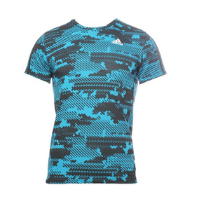 Remera adidas Training Essentials 3s Hombre Pe/ng
