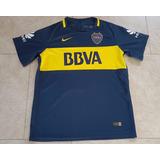 Nueva Camiseta Boca Jrs 2017-2018 Foto 100% Real De Producto