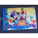 Alfombras Infantiles Mickey & Minnie Mouse Niños Niñas