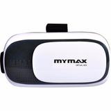 Óculos De Realidade Virtual 3d V-box - Branco