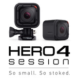 Video Camara Gopro Hero 4 Session Nuevas Garantia