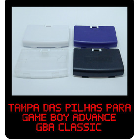Tampa Das Pilhas Para Game Boy Advance - Gba - Frete Barato