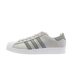 Zapatillas Adidas Superstar Blanco Gris Originales