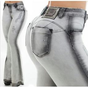 Calça Flare Feminina Pit Bull Jeans Ref: 25869
