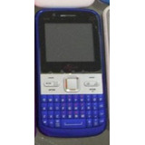 Celular Mp20 Q5 Fashion Teclado Qwerty 2 Chips Azul