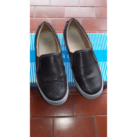 Calzado Alpargata / Pancha N° 39 Boa Negra * Fragola * Ferli
