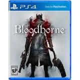 Juego Ps4 Bloodborne Sony Playstation