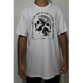 Camiseta Mcd Skull - Camisetas no Mercado Livre Brasil 744f1cc0d9f