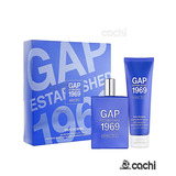 Perfume Original Gap Electric 100ml Cofre
