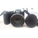 Cámara Nikon L340 Compacta Semiprofesional