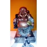 Buda De La Abundancia Feng Shui 30cm Alto