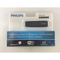 Dongle Adaptador Smart Tvs Philips Wi-fi Usb Pta127