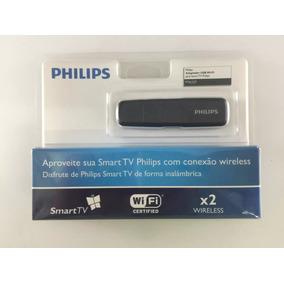 Dongle Adaptador Smart Tvs Philips Wi-fi Usb Pta127