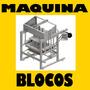 Projeto De Máquina Para Blocos E Pisos De Concreto / Cimento