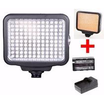 Iluminador De Led Para Filmagem Ou Foto Sony Nikon Canon Sp
