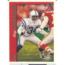 1997 Topps Minted In Canton Ray Buchanan Colts