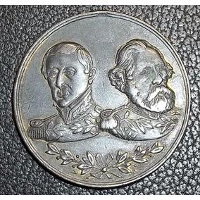 Uruguay 1896 Rivera Y Flores Caudillos Partido Colorado