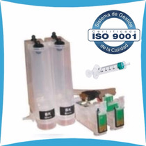 Sistema De Tinta Continuo Epson K101 K301 Cartuchos 136
