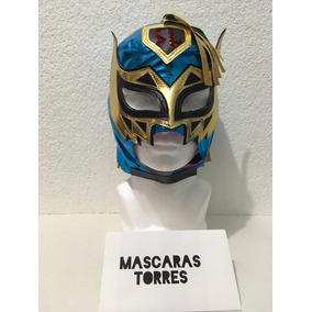 Volador Jr Luchador Mascara De Licra Para Adulto
