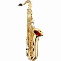 Saxofone Tenor Sax Jupiter Jts500 Dourado Laqueado Bb + Case