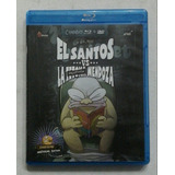 Blu Ray El Santos Contra La Tetona Mendoza