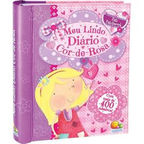 Meu Lindo Diario Cor-de-rosa