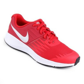 Tênis Infantil Nike Star Runner Gs - Vermelho - Loja Física 5b8365ae952aa