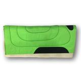 Suadero O Carona Verde Fluorecente Marca Mustang