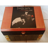 Death Note - 13 Volumes + 2 Romances + O Caderno + Dvd