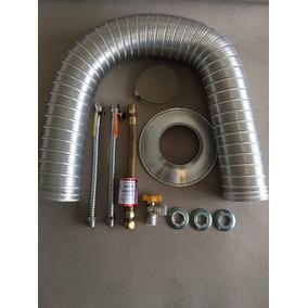 Kit De Instalação Para Aquecedor A Gás Completo