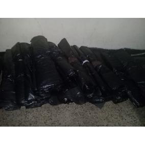 Bolsas Negras Para Basura Capacidad 30 Kg / 120lts Calibre6