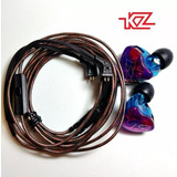 Kz Acoustics Tienda Oficial Zst Pro Híbridos Dual Drive