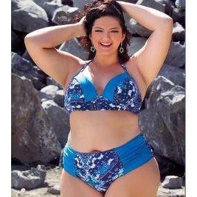 f997959a3c0b Top Biquini Bojo Plus Size Tamanho 48,50,52,54 Praia - Calçados ...