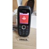 Celular Nokia 1616,novo,só P/claro,nacional,rádio,lanterna