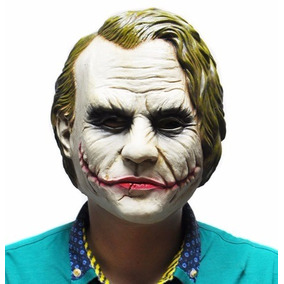 Máscara Coringa Batman Látex Halloween Promoção